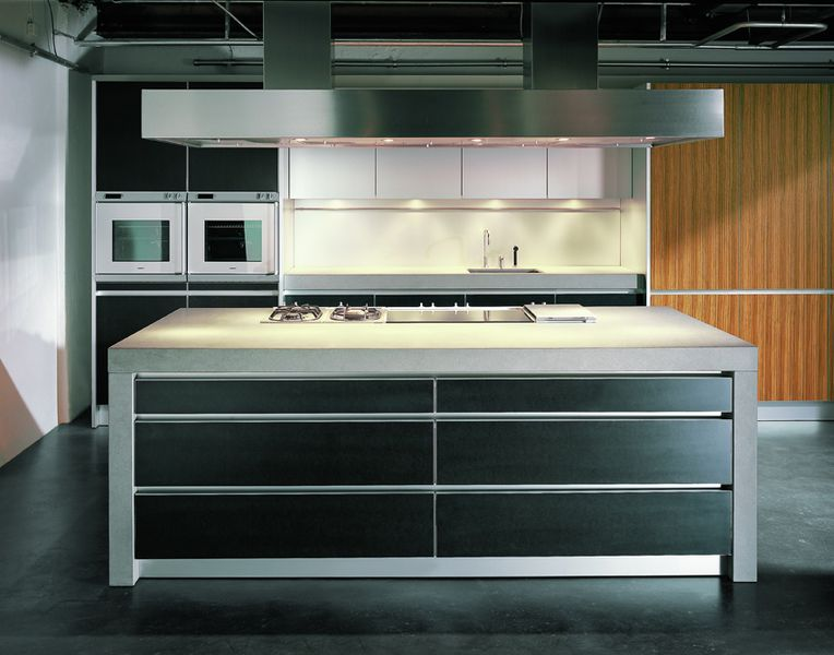 grifflose k chen. Black Bedroom Furniture Sets. Home Design Ideas