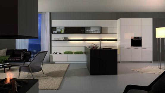 leicht. Black Bedroom Furniture Sets. Home Design Ideas